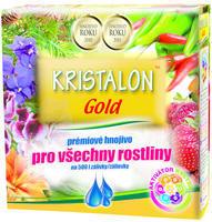 AGRO KRISTALON GOLD 0,5 kg  + ZDARMA KRISTALON pro pokojové rostliny