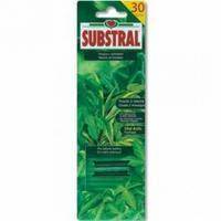 SUBSTRAL Tyčinky pro zelené rostliny 30 ks