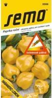 Chilli semínka HABANERO LEMON 15ks velmi silně pálivá