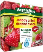 AgroBio Krystalické hnojivo Extra Jahody 400 g