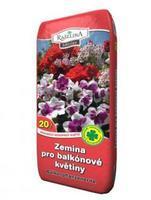 Zemina pro balkonové květiny 20 l