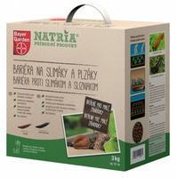 BG NATRIA Bariéra na slimáky a plzáky 3 kg
