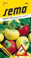 Chilli semínka Almapaprika-zelená pálivá jablíčková (náhrada LLIKA) 0,4g