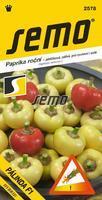 Sleva! Chilli semínka Pálinda F1 - jablíčková zelená 15s datum spotř.12/2018