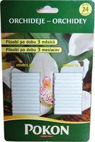 POKON - Orchideje - tyčinky