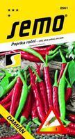 Chilli semínka DAMIÁN červená 15ks pálivá