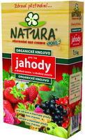 AGRO NATURA Org. hnojivo pro jahody 1,5 kg  + ZDARMA KRISTALON pro pokojové rostliny