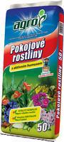 AGRO Substrát pro pokojové rostliny 50 l + ZDARMA KRISTALON pro pokojové rostliny