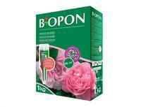 BIOPON hnojivo na růže 1 kg+ELIXÍR DUO ZDARMA