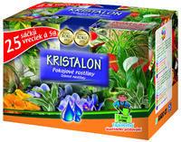 AGRO KRISTALON Pro pokojové rostliny 25 x 5 g + ZDARMA KRISTALON pro pokojové rostliny