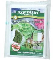 AgroBio netkaná textilie 1,6x5 m bílá