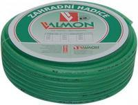 """Hadice zelená transparentní Valmon - 1/2"""" role 10 m"""