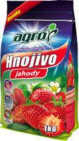 AGRO OM hn. jahody 1 kg + ZDARMA KRISTALON pro pokojové rostliny