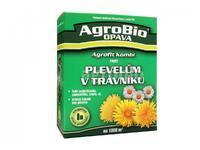 AgroBio AGROFIT kombi NEW na 1000 m2 Proti plevelům v trávníku
