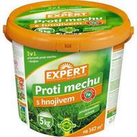 FORESTINA EXPERT proti mechu s hnojivem - kyblík 5 KG