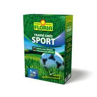 FLORIA TRAVNÍ SMĚS SPORT - krabička 1 kg + ZDARMA KRISTALON - doprodej