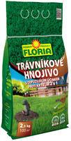 FLORIA Trávníkové hnojivo proti krtkům 2,5kg