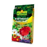 FLORIA Květinový substrát 20 l - DOPRODEJ