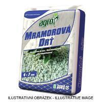 AGRO Mramorová drť 4 - 7 mm 30 kg