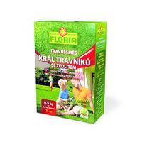FLORIA TRAVNÍ SMĚS Král trávníků 0,5 kg+zeolit 200 g příbal