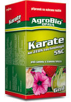 AgroBio PROTI housenkám (Karate zeon 5 CS) 6 ml