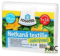 Neotex ROSTETO - bílá netkaná textilie 19g šíře 5 x 1,6 m