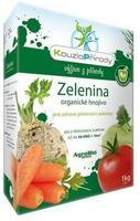 AgroBio KOUZLO PŘÍRODY Zelenina - organické hnojivo 1 kg