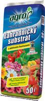AGRO Zahradnický substrát 50 l + ZDARMA KRISTALON pro pokojové rostliny