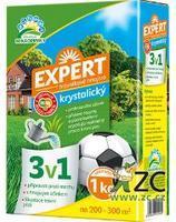 FORESTINA trávníkové hnojivo EXPERT 3v1 krystalický 1 kg