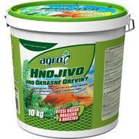 AGRO Hnojivo pro okrasné dřeviny plast. kb. 10 kg + ZDARMA KRISTALON pro pokojové rostliny