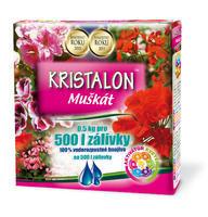 AGRO KRISTALON Muškát 0,5 kg + ZDARMA KRISTALON pro pokojové rostliny