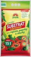 FORESTINA PROFÍK Supresivní substrát pro rajčata, papriky a okurky 15l