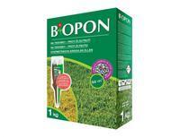 BIOPON trávníkové hnojivo proti žloutnutí 1 kg+ELIXÍR DUO ZDARMA