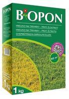 BOPON trávníkové hnojivo proti žloutnutí 1 kg
