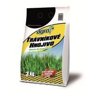 AGRO Trávníkové hnojivo  3 kg + ZDARMA KRISTALON pro pokojové rostliny
