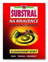SUBSTRAL Granulát na mravence 100g