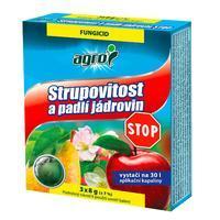 AGRO Strupovitost a padlí jádrovin STOP 3x8g