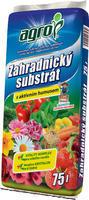 AGRO Zahradnický substrát 75 l + ZDARMA KRISTALON pro pokojové rostliny