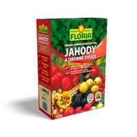 FLORIA OM hnojivo pro jahody a ovoce 2,5 kg + ZDARMA KRISTALON pro pokojové rostliny