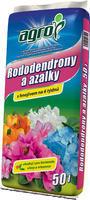 AGRO Substrát pro rododendrony a azalky 50 l + ZDARMA KRISTALON- doprodej