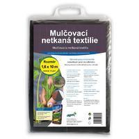AGRO 1,6 x 10 m netkaná textilie černá + ZDARMA KRISTALON pro pokojové rostliny