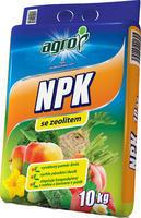 AGRO NPK 10 kg + ZDARMA KRISTALON pro pokojové rostliny