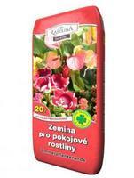 Zemina pro pokojové rostliny 20 l