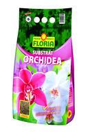 FLORIA Substrát pro orchideje 3 l + ZDARMA KRISTALON pro pokojové rostliny
