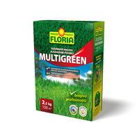 FLORIA Dl.půs.trávníkové hnojivo Multigreen 2,5 kg + ZDARMA KRISTALON