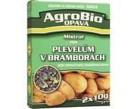 AgroBio Proti plevelům v bramborách Mistral 2x10 g