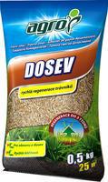 AGRO TRAVNÍ SMĚS DOSEV 0,5 kg  + ZDARMA KRISTALON pro pokojové rostliny