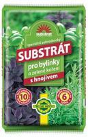 FORESTINA Substrát pro bylinky 10 l