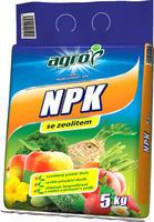 AGRO NPK 5 kg + ZDARMA KRISTALON pro pokojové rostliny