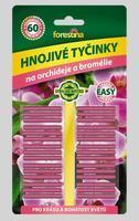 FORESTINA Hnojivé tyčinky na orchideje a bromélie 30 ks